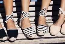 Espradilles / How to wear all kind of espradilles