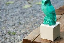 Statuettes / Sculptures