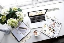 GETTING ORGANISED / Get your life back on track, with some simple tips and inspiration for getting organised!