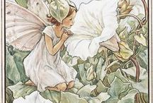 ILUSTRATION Cicely Mary Barker