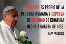 Frases para la Reflexión del Papa Francisco