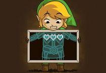 Games / Mario Kirby Zelda ...
