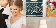 WEDDING INSPIRATION / Plan your ideal wedding!