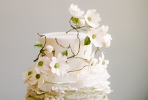 Wedding cakes / Sweets and cakes are happiness condensed.