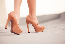 Shoes / Women need food, water and compliments. That's right. And an occasional pair of shoes.