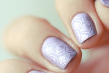 """Nail art / """"A work of art is the unique result of a unique temperament."""" ― Oscar Wilde"""