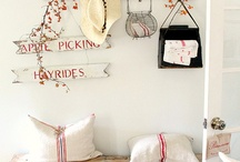 Home, sweet home / Inspiration, lovely places, decoration... the perfect way to feel at home.