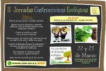 Jornadas gastronómicas ecológicas en Llanes