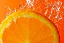 Juicy orange!