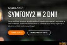 Symfony2 trainings / Szkolimy z frameworka Symfony2 w naszej siedzibie w Katowicach lub wybranej przez Państwa lokalizacji #PHP #Symfony2 #szkolenia #kursy #wiedza