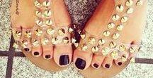 Le monde à mes pieds / shoes