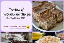 Our Top Pins of 2013 / 2013 was a great year for desserts! Here are all of our most popular pins of 2013! / by The Best Dessert Recipes