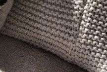 Cojines & pillow KNIT
