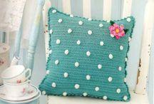 Cojines-Pillow CROCHET