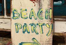 Guzman Beach Party