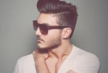 Men's hair / All men's cuts, styles, beards and products