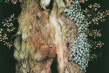 Fantastic Trees / Trees in mythology, folklore, fantasy