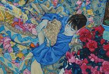 Pintura, ilustración