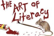 Arts Integration: Literacy / Using the arts to increase literacy and critical thinking.
