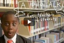 Videos to Inspire: Student Edition / Video resources for use inside the classroom.