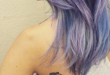 Not Your Everyday Hair Color