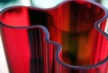 more Finnish glass art