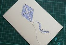 Papercraft chic / Papercut designs and DIYs