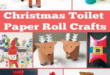 DIY Christmas Decorations and Crafts / Homemade Christmas and Christmas themed crafts