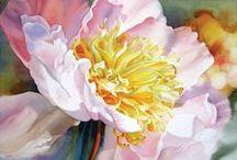 Kukat taiteessa