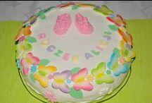 Moje torty i ciasteczka - cake, cookies / torty urodzinowe