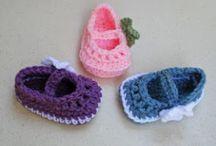 Crochet para bebês / Crochet para bebês