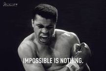 Sports Quotes / Motivational Quotes from All Kinds of Sports