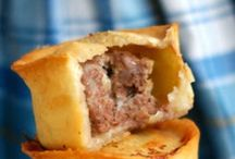 Hearty Scottish Food / Good wholesome and very Scottish recipes