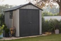 Ruggedly Handsome / The Oakland Shed Range - new from Keter
