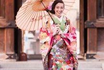 kimono / Kimono is the traditional dress of Japan. 和柄(WAGARA) is very beautiful. WAGARA→Japanese Pattern