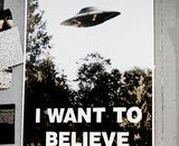 the x-files / the truth is out there