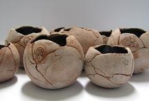 Ceramics, clay - keramika inspirace