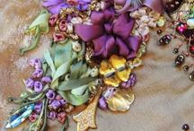 Crazy Quilt, Ribbons, Lace and More! / by Jane Kassel