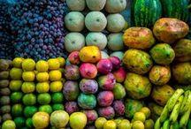 Frutas / by B