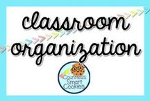 <<Classroom Organization>> / Helpful tricks and tips to get your classroom organized- Never too late to begin!
