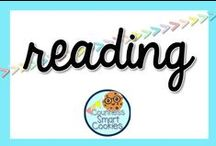 <<READING>> / Reading in the classroom for the smart Elementary cookies and their teachers
