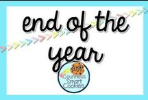 <<End of the Year Ideas>> / Creative ideas to do at the end of the school year