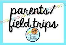 <<Parents/Field Trips>> / Different resources when dealing with parents of students, field trip ideas