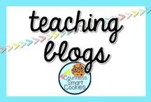 <<Teaching Blogs>> / The best teaching blogs out there