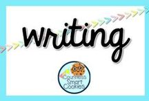 <<WRITING>> / Writing in the classroom for the smart Elementary cookies and their teachers