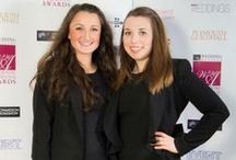Event Staffing / Our fantastic event staff dedicated to providing clients with the best possible service
