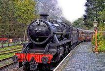 trains toot toot!