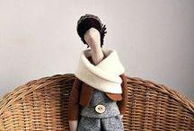 Dolls - Bonecas - Muñecos de trapo