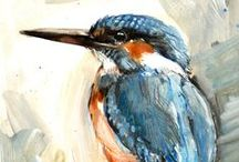 Slightly Obsessed with Kingfishers