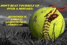 Softball / Ball is life and everything revolves around it